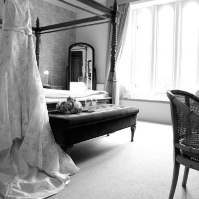 The Alverton Hotel, Truro, Cornwall. July