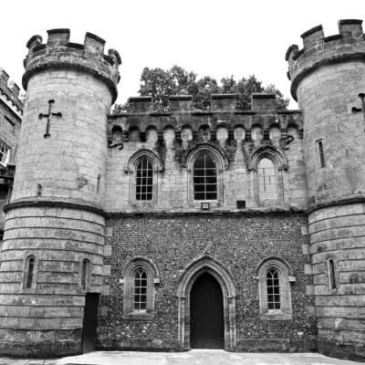 Castle Goring Wedding Venue, Sussex. July.