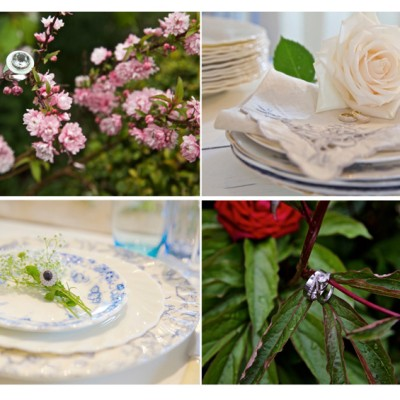 Ta Mill Wedding Venue, Launceston, Cornwall. Richard Cowell, Bespoke Jeweller, Pippa's Vintage, Floral Creations, St.Austell.  April.
