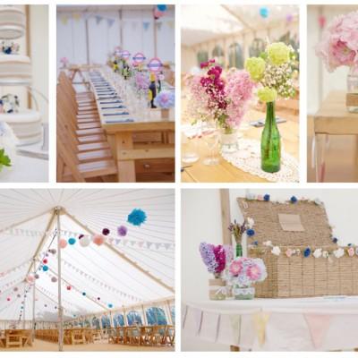 Ta Mill Wedding Venue, Launceston, Cornwall. Absolute Canvas Marquees. May.