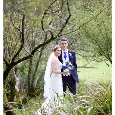 Ta Mill Wedding Venue, Launceston, Cornwall. Flowers by Flower Scene.  September.