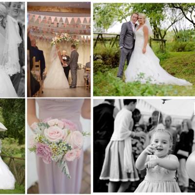 Ta Mill Wedding Venue, Launceston, Cornwall. July.