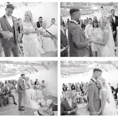 The Green Weddings Cornwall, Liskeard.  May.