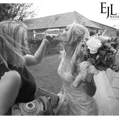 The Green Weddings Cornwall, Liskeard. Flowers by Donna Cornish, Hair by Vicky Endacott, MUA Abi Scott. May.